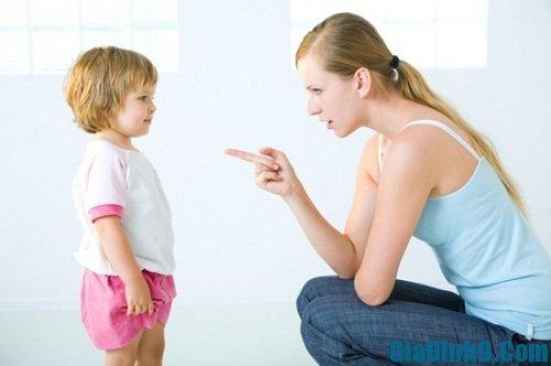 Bí quyết dạy con vâng lời cha mẹ