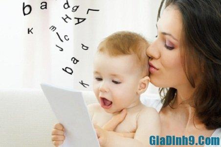 mẹo giúp trẻ nhanh biết nói