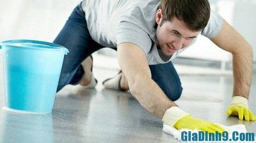 Những cách hay giúp chồng siêng làm việc nhà
