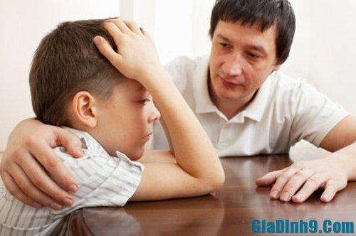 Một vài điều dạy con trai người cha nên biết