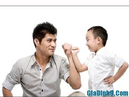 4 điều cần thiết người cha nên dạy con trai